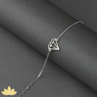 B012 - Diamond Shape Bracelet