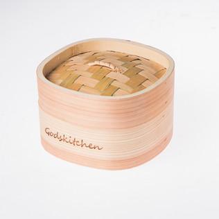 Square Shape Dimsum Basket