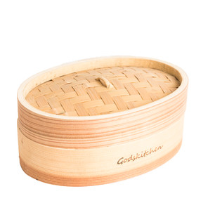 Oval Shape Dimsum Basket