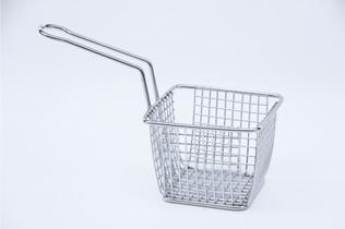 Square Mesh Basket