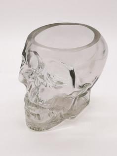 Skull Shape Whisky Glass