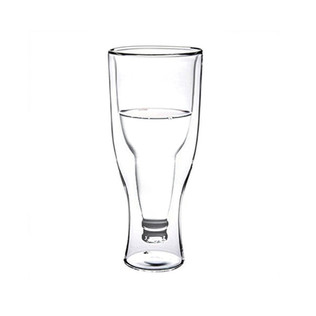 Double Wall Pilsner Glass