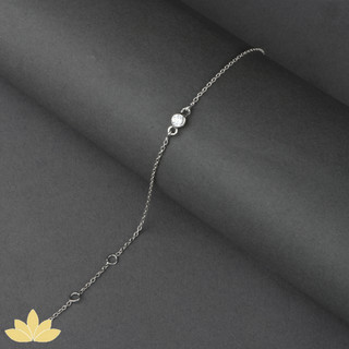 B003 - Single Stone Bracelet