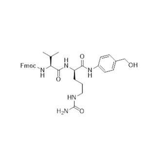 L-Ornithinamide, N-[(9H-fluoren-9-ylmethoxy)carbonyl]-L-valyl-N5-(aminocarbonyl)-N-[4-(hydroxymethyl)phenyl]-