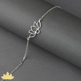 B011 - Lotus Bracelet