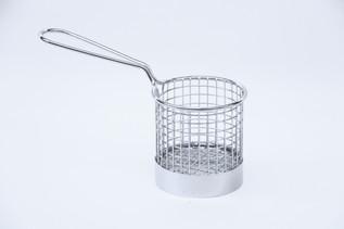 Round Mesh Basket