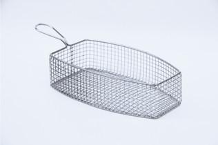 Curved Mesh Basket