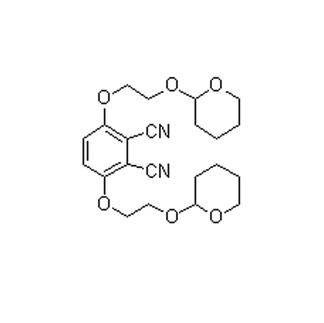 1,2-Benzenedicarbonitrile, 3,6-bis[2-[(tetrahydro-2H-pyran-2-yl)oxy]ethoxy]
