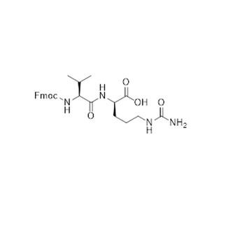 L-Ornithine, N-[(9H-fluoren-9-ylmethoxy)carbonyl]-L-valyl-N5-(aminocarbonyl)-