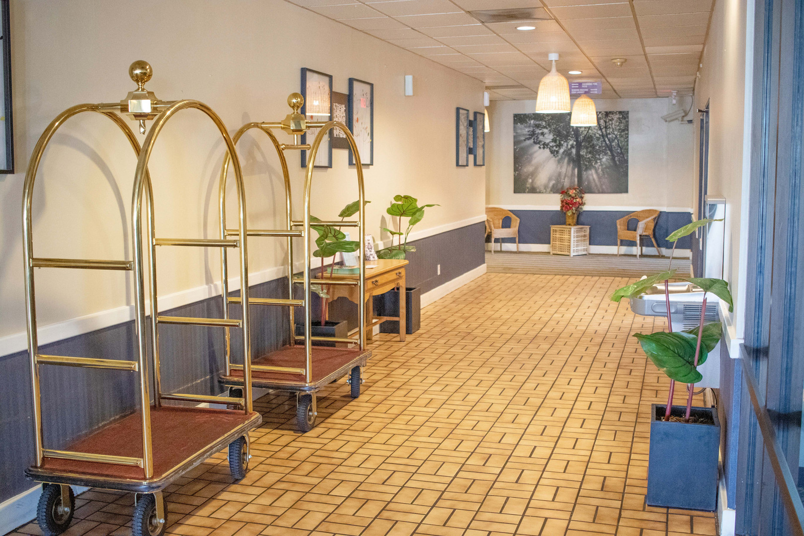Lobby Hallway