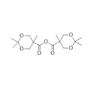 1,3-Dioxane-5-carboxylic acid, 2,2,5-trimethyl-, 5,5'-anhydride
