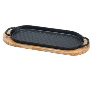 Griddle Sizzler Plate