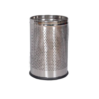 SS Perforated Bin
