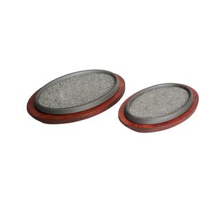 Oval Steak Platter