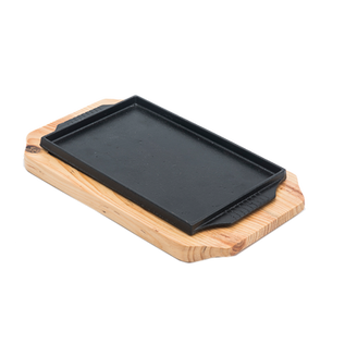 Rectangle Sizzler Plate