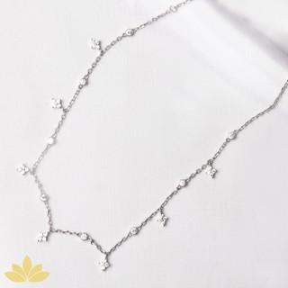 N003 - Sparkling Stackable Necklace
