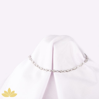 N002 - Abstract Embellished Choker