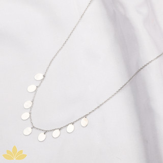 N008 - Disc Necklace