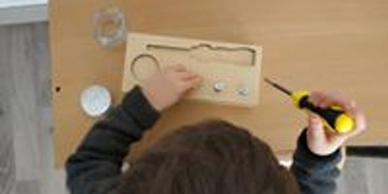Luisant : Atelier Montessori