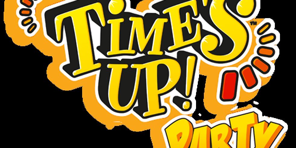 Soirée jeunes : time's up & crêpes party !