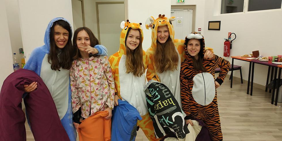 Soirée jeunes à Saint-Piat : Soirée pyjama