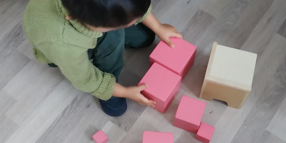 Saint-Piat : Atelier Montessori