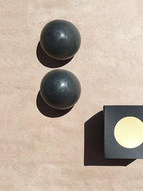 【GOLDA】Sphere Soap - Black