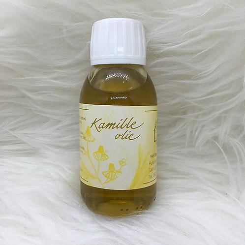 "【 Het Blauwe Huis 】Bio-dynamic Massage oil ""chamomile / カモミール / 100ml"