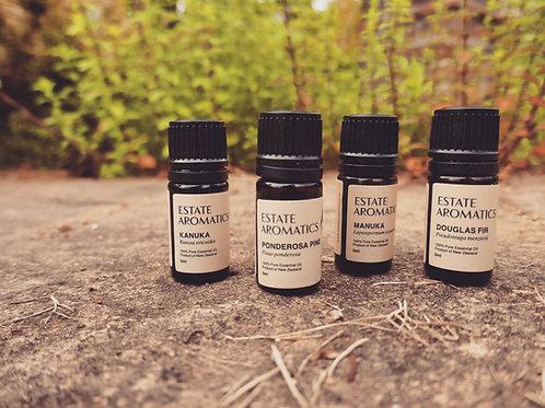 【Estate Aromatics】wild essential oil manuka / マヌカ  5ml