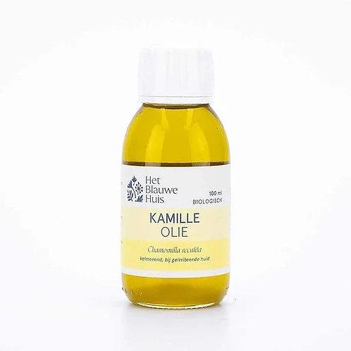 "Bio-dynamic Massage oil ""chamomile / カモミール / 100ml"