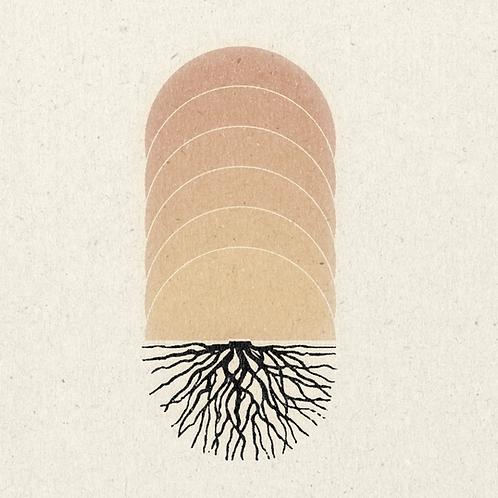 Art print 'Roots Of Life'