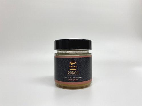Mono-floral Manuka Honey / モノフローラル マヌカハニー 250g(MGO260+)