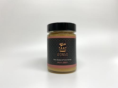 Mono-floral Manuka Honey / モノフローラル マヌカハニー 420g(MGO260+)
