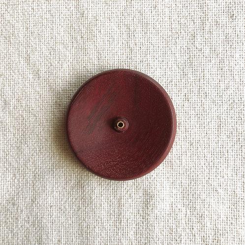Incense stand purpleheart / 香立 U(パープルハート)