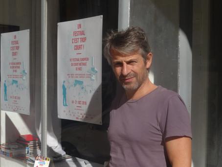 Interview de Laurent Trémeau, fondateur d'Un Festival c'est trop Court !