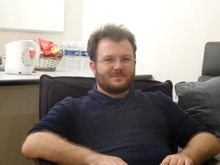 Entretien avec Raphael Biss, un réalisateur plein d'avenir