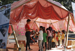 Habibi Dome Sommerzelt 4