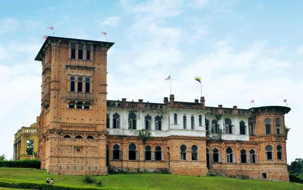 Kellie's Castle In Ipoh, Perak