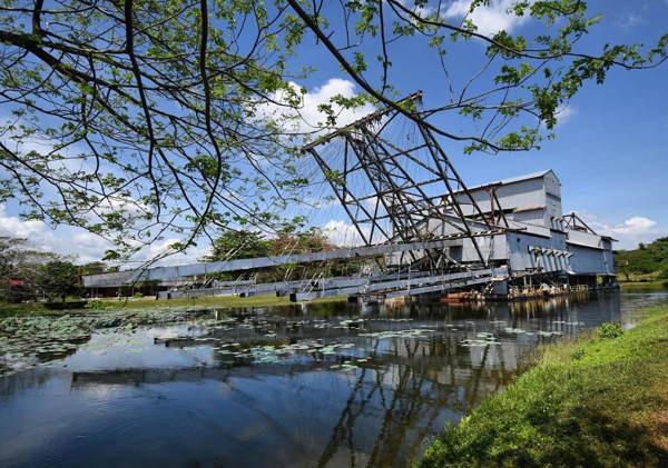 Tanjung Tualang Tin Dredge No. 5 - TT5, Ipoh Heritage