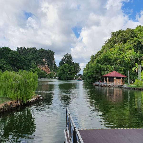 Gunung Lang Recreational Park (Taman Rekreasi Gunung Lang Ipoh) In Ipoh