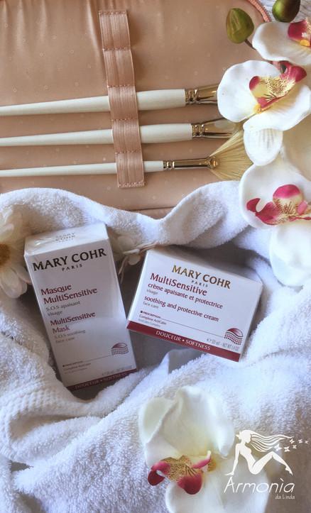 Masque & Cream Multi Sensitive