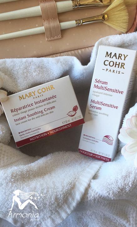 Instant Soothing Cream & Multi Sensitive Serum