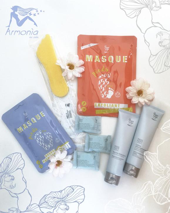 Foot Masks | Relaxing Foot Bath | Foot Cream