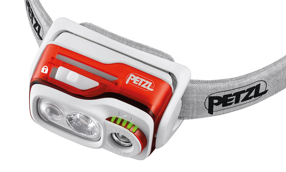Petzl Swift Rl 900 lm