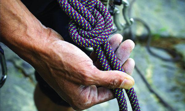 Nudos para escaladores