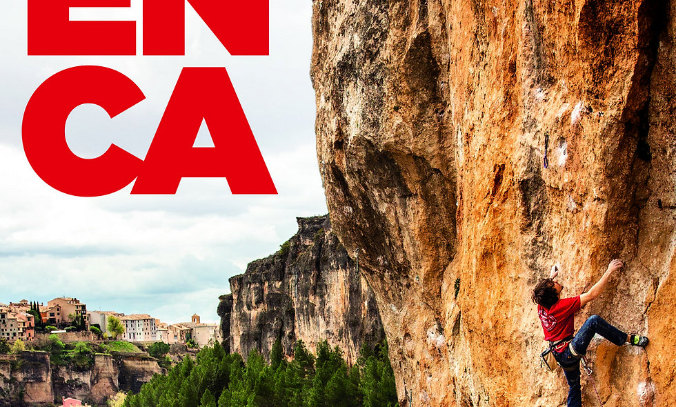 Guía escalada Cuenca