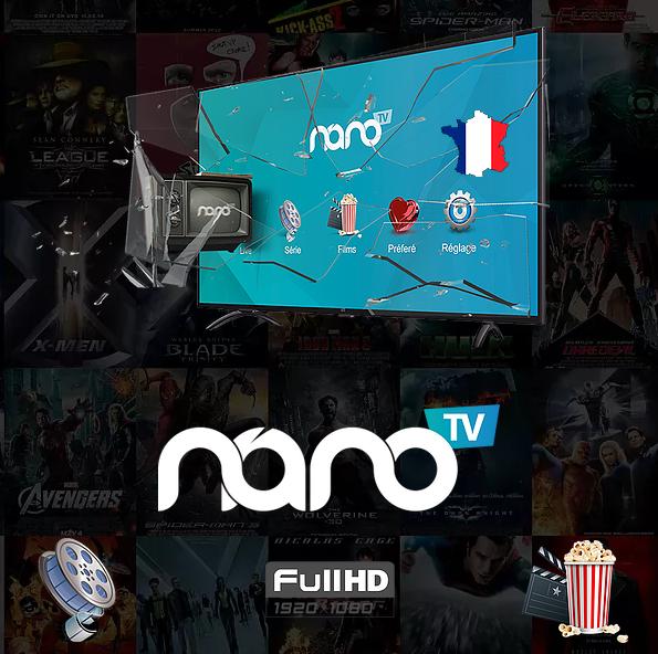 nano tv full hd pure iptv iplay premium