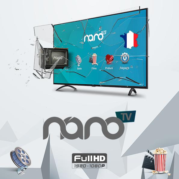 Panel NANO TV UHD