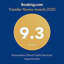 Best Property Award Kumarakom Wood Castle Booking.com