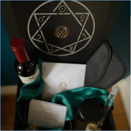 The Alchemy of love - BOX